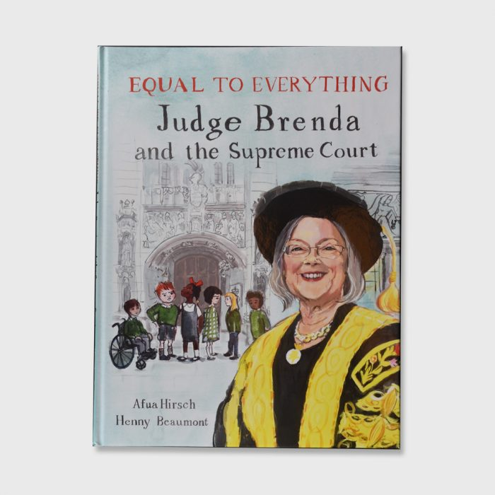 Equal to Everything Judge Brenda